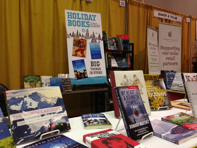 Pacific Northwest Booksellers Association - Home